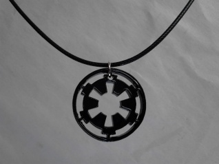 Imperial Cog Necklace