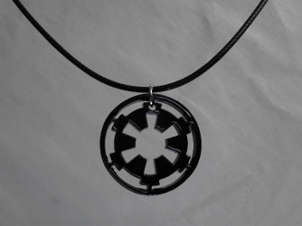 Imperial Cog Necklace