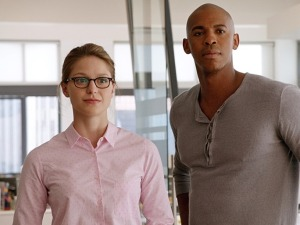 supergirl and james olsen