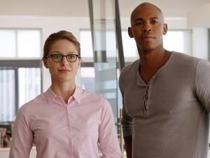 supergirl and james olsen