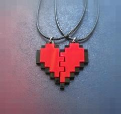 friendship-pixel-heart-set-of-2-necklaces-8-bit-puzzle-broken-heart-2