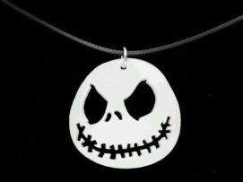 jack skellington necklace